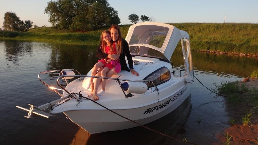 RiPower – Elektroboot highRiver